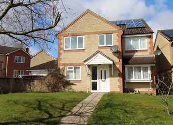 Thumbnail 4 bed detached house for sale in Grants Close, Wincanton