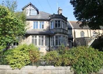 Thumbnail 3 bed flat for sale in West Cliffe Grove, Harrogate, North Yorkshire