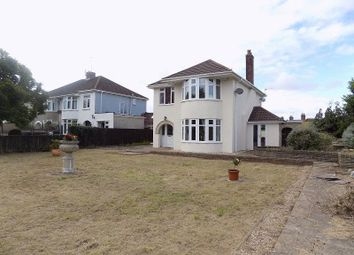 Thumbnail 4 bed detached house for sale in Priory Gardens, Bridgend