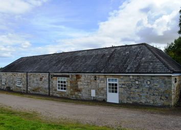Thumbnail 2 bed barn conversion to rent in Meldon, Morpeth