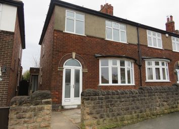 3 bed semi-detached house for sale in Edgware Road, Bulwell, Nottingham NG6