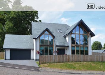 Thumbnail 4 bed detached house for sale in Hainings Wynd, Abington, South Lanarkshire