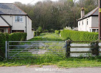 Land for sale in Tanlan, Ffynnongroyw, Holywell CH8