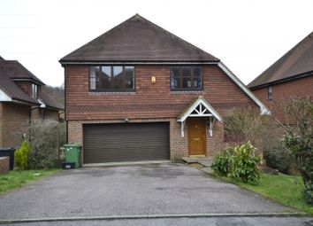 Thumbnail 4 bed property to rent in Beachy Head View, St Leonards On Sea