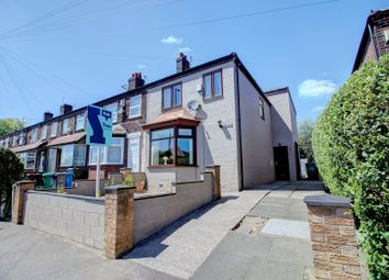 Thumbnail 3 bed end terrace house for sale in Briscoe Lane, Newton Heath, Manchester