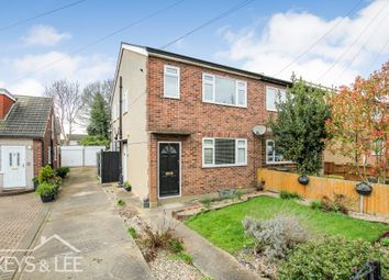 Thumbnail 1 bed flat to rent in Mount Pleasant Road, Collier Row, Romford
