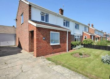 Thumbnail 4 bed semi-detached house for sale in St. Germains Lane, Marske-By-The-Sea, Redcar