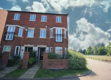 Thumbnail 4 bed semi-detached house for sale in Barley Road, Edgbaston, Birmingham