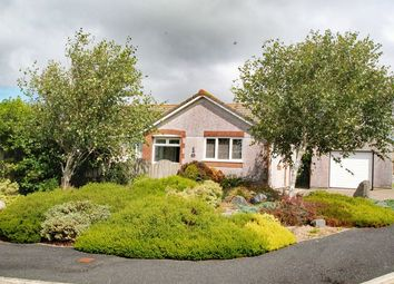 Thumbnail 3 bed detached bungalow for sale in Heather Meadow, Fraddon, St. Columb