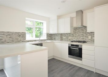 Thumbnail 3 bed flat for sale in Brewster Road, London