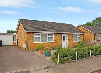 Thumbnail 3 bed detached bungalow for sale in Grove Dale, Newton Flotman, Norwich, Norfolk