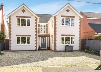 Thumbnail 4 bed detached house for sale in Pine Grove, Windlesham, Surrey