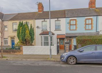 Thumbnail 3 bed terraced house for sale in Richards Terrace, Roath, Cardiff