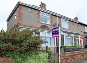 Thumbnail 3 bed semi-detached house for sale in Barras Avenue, Cramlington