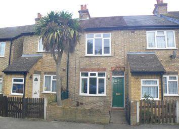 Thumbnail 2 bed terraced house for sale in Pitt Road, Farnborough, Kent