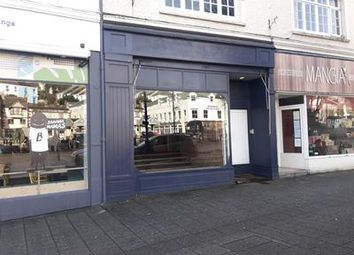 Thumbnail Retail premises to let in 15B Killigrew Street, Falmouth, Cornwall