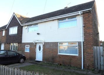 Thumbnail 3 bed property to rent in Newlyn Road, Kenton, Newcastle Upon Tyne