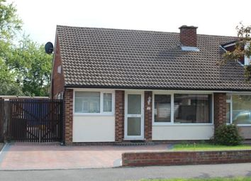 Thumbnail 3 bed bungalow to rent in Portland Close, Bedford