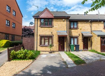 Thumbnail 3 bed end terrace house for sale in Tarragon Close, New Cross, London