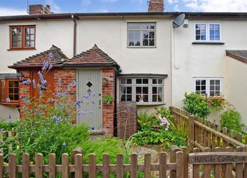 Thumbnail 2 bed terraced house for sale in Dowsetts Lane, Ramsden Heath, Billericay, Essex