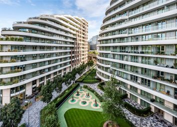 Thumbnail 1 bed flat for sale in Valetta House, 336 Queenstown Road, London