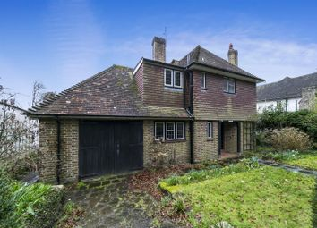 Thumbnail 4 bed detached house for sale in Raglan Road, Reigate