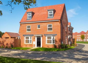 """Thumbnail 4 bed detached house for sale in """"Hertford"""" at South Road, Durham"""