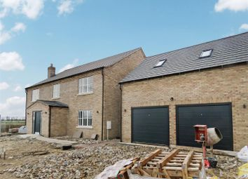 Thumbnail 5 bedroom detached house for sale in George Way, Chatteris, Cambridgeshire