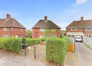 Thumbnail 2 bed semi-detached house for sale in Linton Rise, Nottingham