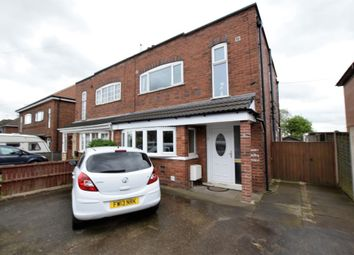 Thumbnail 3 bed semi-detached house for sale in Endcliffe Avenue, Bottesford