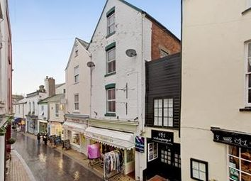 Thumbnail Commercial property for sale in 4 Teign Street, Teignmouth, Devon