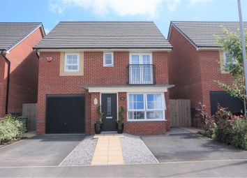 Thumbnail 4 bed detached house for sale in Cotton Square, Lancaster