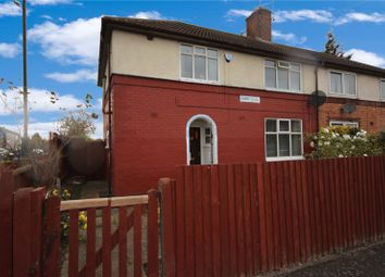 Thumbnail 4 bed semi-detached house for sale in Carpe Road, Northfields, Leicester