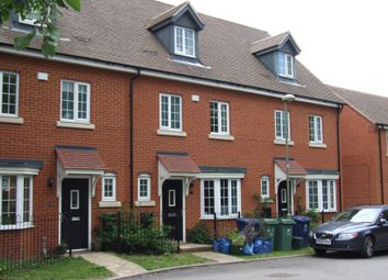 Thumbnail 4 bed terraced house to rent in Medhurst Way, Littlemore, Oxford