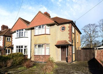 Thumbnail 3 bed semi-detached house for sale in Beverley Road, Bromley