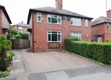 Thumbnail 3 bed semi-detached house for sale in Laverdene Avenue, Totley Rise, Sheffield