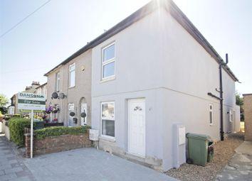 Thumbnail 3 bedroom end terrace house for sale in Erith Road, Barnehurst, Bexleyheath