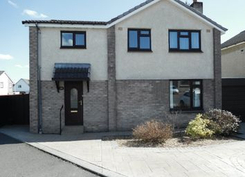 Thumbnail 4 bed detached house to rent in Cuiken Terrace, Penicuik, Midlothian