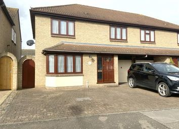 Thumbnail 4 bed semi-detached house for sale in Hornchurch, Essex, .