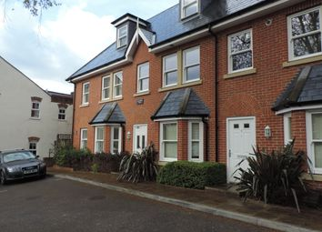 Thumbnail 1 bed flat to rent in Cranworth Road, Winchester