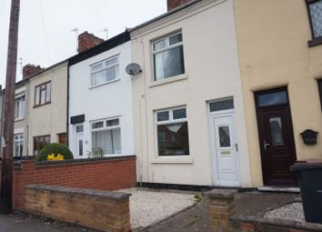 Thumbnail 2 bed terraced house for sale in Church Lane, Ravenstone