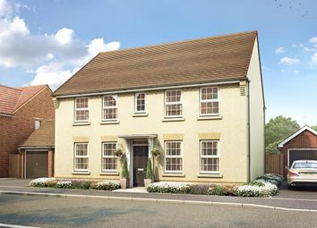 "Thumbnail 4 bedroom detached house for sale in ""Chelworth"" at Barley Fields, Thornbury, Bristol"