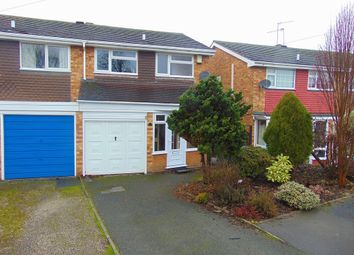 Thumbnail 3 bed semi-detached house for sale in Ferndale Close, Catshill, Bromsgrove