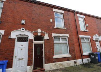Thumbnail 2 bedroom terraced house for sale in Gresham Street, Denton, Manchester