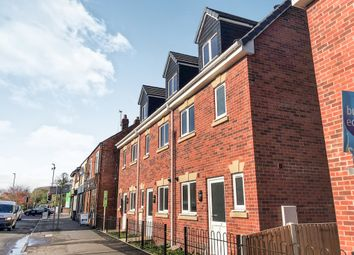 Thumbnail 3 bed town house for sale in Station Road, Langley Mill, Nottingham