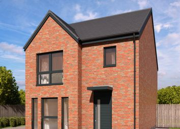 Thumbnail 3 bed detached house for sale in The Flynn - Plot 94, Devongrange, Sauchie, Alloa, Clackmannanshire