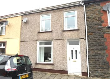 Thumbnail 3 bedroom terraced house for sale in Windsor Street, Pentre