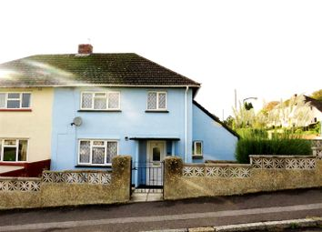 Thumbnail 3 bed detached house for sale in Western Way, Salisbury