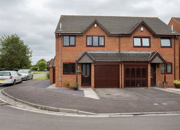 Thumbnail 3 bed semi-detached house for sale in Noel Coward Close, Burnham-On-Sea