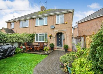 Thumbnail 3 bed semi-detached house for sale in Moorland Way, Upton, Poole
